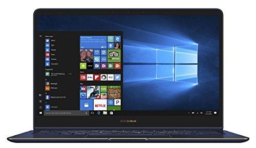 """ASUS ZenBook Flip S UX370UA-C4185T Blu Ibrido (2 in 1) 33,8 cm (13.3"""") 1920 x 1080 Pixel Touch screen 1,80 GHz Intel® CoreTM i7 di ottava generazione i7-8550U"""