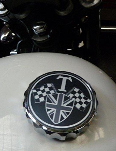 Tappo Serbatoio per Triumph Thruxton Bonneville Scrambler Thunderbird 1600/1700+ Rocket (Triumph Rocket)