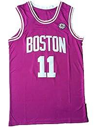 CRBsports Kyrie Irving, Baloncesto Jersey, Celtics, Ciudad Edicion, Nuevo Tejido Bordado,