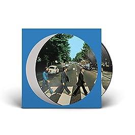 ABBEY ROAD – ANNIVERSARY EDITION – LP PICTURE DISC IN VINILE DA 180 GRAMMI