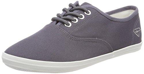 Tamaris Damen 23609 Sneaker, Grau (Dark Grey), 38 EU