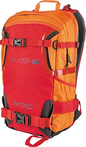 Nitro Snowboards 2018 Rucksack, 53 cm, 25 liters, Orange (Vulcan) -