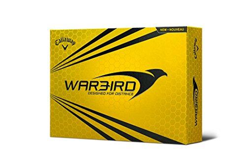 Callaway Warbird Balle de golf Blanc