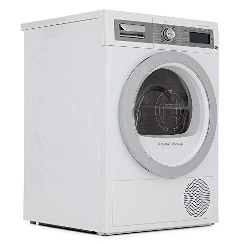 Bosch WTYH6791GB Freestanding A++ Rated Condenser Tumble Dryer in White