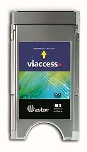 PCMCIA ASTON VIACCESS DUAL CAM PRO DERNIERE VERSION