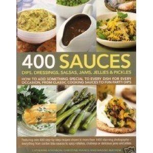 400 Sauces par Catherine Atkinson; Christine France
