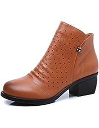 Herring Herring Lakenheath - Zapatos de cordones para hombre marrón burdeos, color marrón, talla 42,5 EU