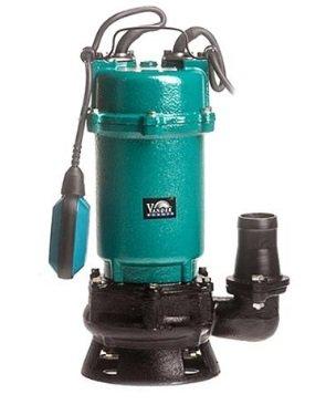 Pump den Klärgrube und schmutziges Wasser aus rozdrabn. Vander