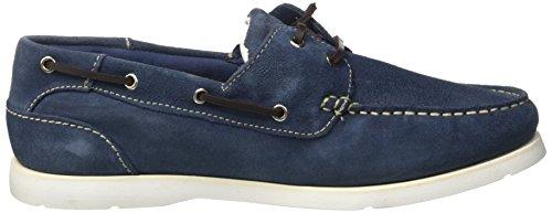 Lumberjack Herren Apollo Mokassin Blu (Jeans)