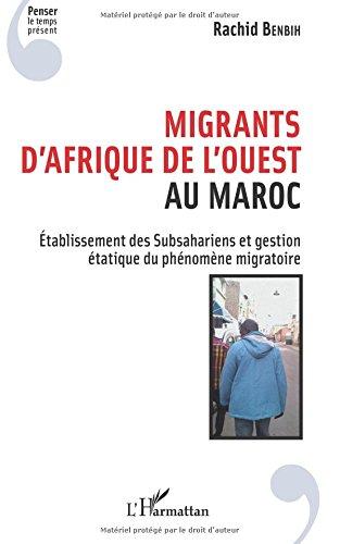 Migrants d'Afrique de l'Ouest au Maroc par Rachid Benbih