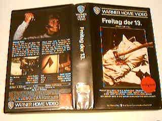 Freitag der 13. VHS