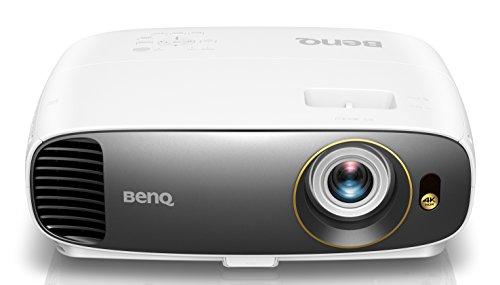 BenQ W1700 - Proyector Home Cinema UHD 4K HDR (3840 x 2160) 2200 lumens, DLP 3D, Color Blanco