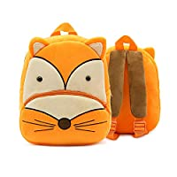 RUISSEN Kids Backpack Animal Cartoon School Bags for Children Boys Girls Preschool Rucksack(2-4 Years Old)