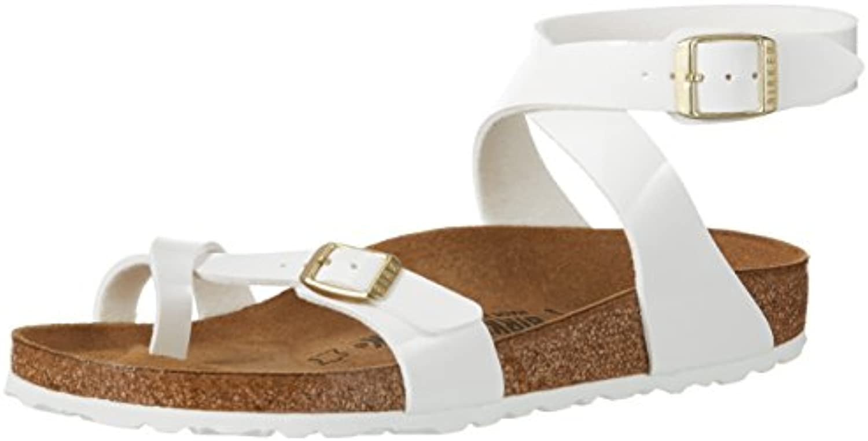 m. / mme birkenstock femmes & eacute; yara birko optimal flor sandales client prix optimal birko bien 4974ae