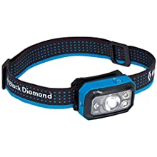 Black Diamond Storm 400, Headlamp Unisex-Adult, Azul, all
