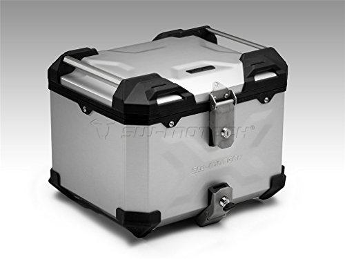 SW-Motech Top case alu-box trax ADV gris