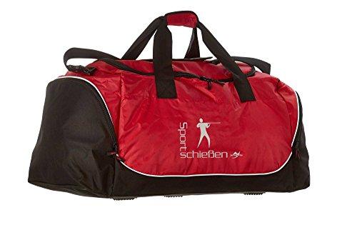 Tasche Jumbo QS88 rot Sportschießen