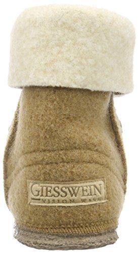 Giesswein - Kemberg, Pantofole Une Casa Da Donna Beige (cassant)