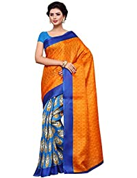 Sarees(Women's Clothing Saree For Women Latest Design Collection Fancy Material Latest Khadi Silk Sarees With...