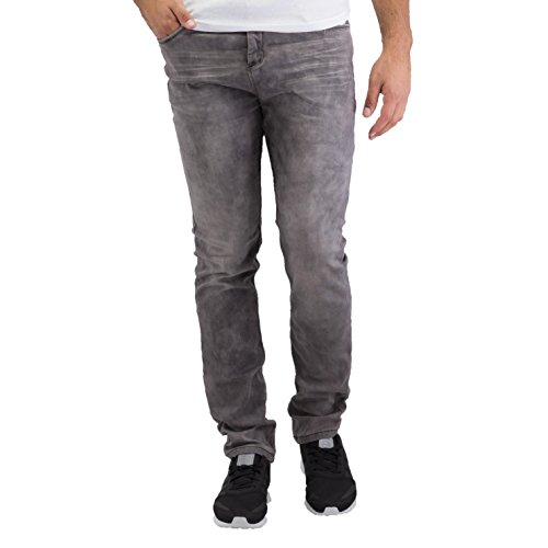 Authentic Style Homme Jeans / Jeans Straight Fit Jogg Gris