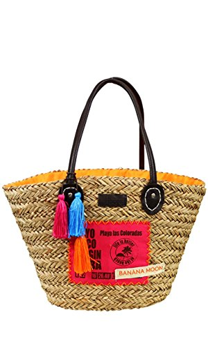 Sac de plage Banana Moon Woodraw Baisley Rose