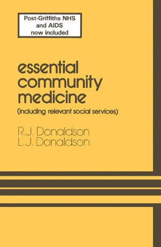 Essential Community Medicine: (including relevant social services)