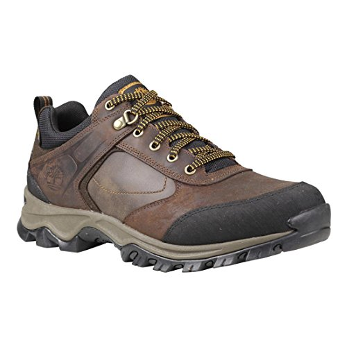Timberland Mens Lace Up cuir C5740A Greleyaprch Brown Brown brown