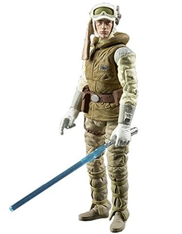 Star Wars Black Series Figure base Luke pastèque Lee Walker wangba attaque longueur totale d'environ 10 cm peinte chiffre