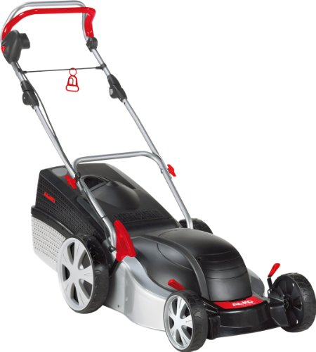AL-KO Silver 470 E Premium 3-in-1 46cm Electric Lawnmower with Function