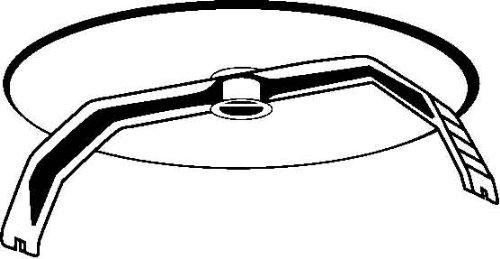 Preisvergleich Produktbild Kaiser Federdeckel 72mm 1159-25