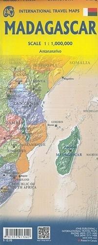 Télécharger le drapeau de Madagascar