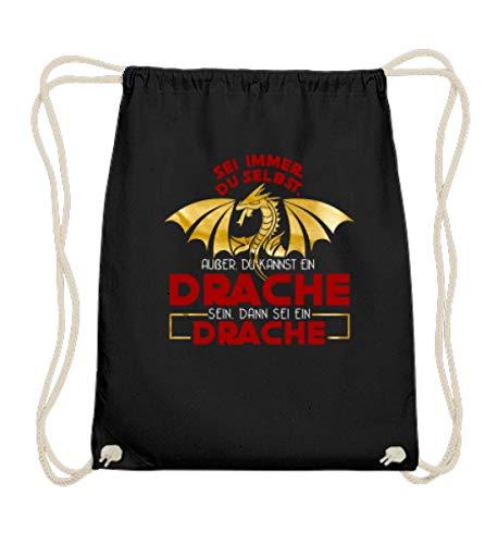 Chorchester Für Alle Fantasy Fans von Drachen - Baumwoll Gymsac