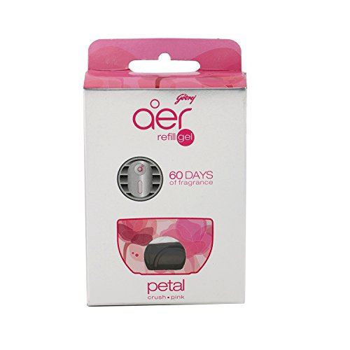 Godrej aer Click Petal Crush Pink Air Freshener Refill (10 g)