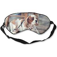 Eye Mask Eyeshade Dog Rest Sleeping Mask Blindfold Eyepatch Adjustable Head Strap preisvergleich bei billige-tabletten.eu