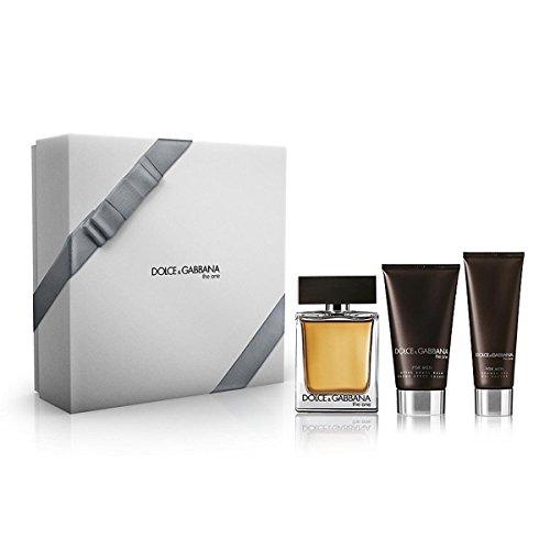 Dolce & Gabbana The One for Men 100ml Eau de Toilette + 75ml ASB + 50ml SG