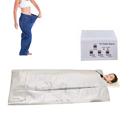 POEO Infrarot-Saunadecke,Far Infrared Sauna Heizdecke, Körperform Abnehmen