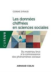 Les données chiffrées en sciences sociales - NP: Du matériau brut à la connaissance des phénomènes sociaux
