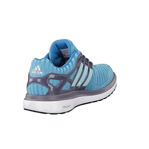 adidas Damen Laufschuhe energy cloud V energy aqua f17/energy aqua f17/onix