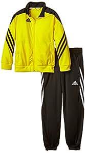 Adidas tuta da calcio bambino adidas sport e for Tuta adidas amazon