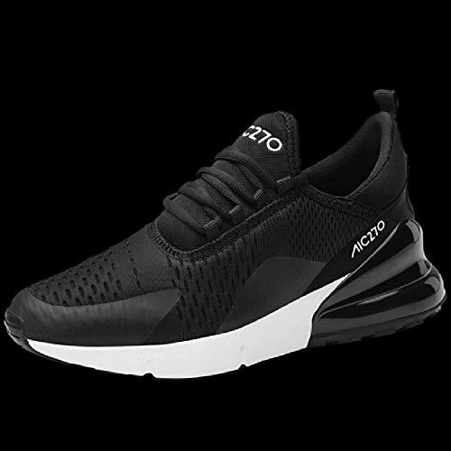 Turnschuhe im Sommer Männer und Frauen große 36-47running Schuhe Mesh Schuhe Marke aus schwarzen Turnschuhen Sportschuhe Frau (Frau-puma-tennis-schuhe)