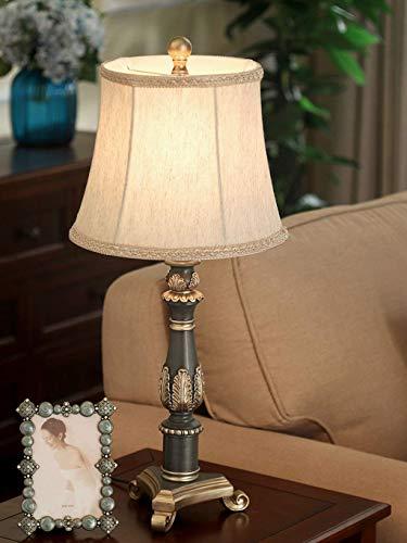 CWJ Tischlampe, Haushalts-Schreibtischlampe, Tischleuchte Elektrischer Standfuß Innenbeleuchtung Dekoration Licht Geschenk Augen Freundlich Energiesparend Japanischer Western-Fernsehraum Ryokan (Western-tisch-lampen)