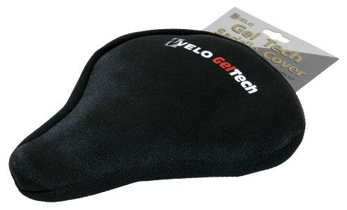 Velo Gel Satteldecke Standard (breit), black, 260x235 mm