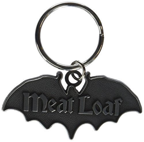 Meat Loaf Key Ring (Key Chain): Bat Out of Hell Lo