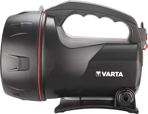 Varta Professional Line Linterna LED 3 W, Negro
