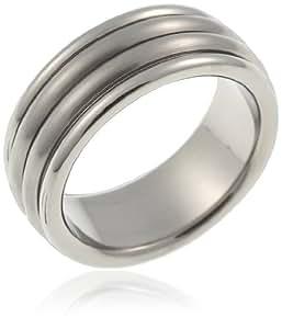 CORE by Schumann Design Unisex-Ring aus Titan ohne Stein Gr. 56 (17.8) TT060.01 56