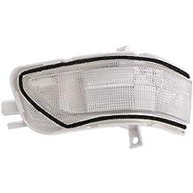 JENOR Luz LED de giro para espejo retrovisor derecho para Honda CRV 2007-2011 Crosstour
