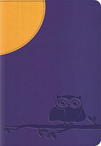 ESV Kid's Compact Bible (TruTone, Moonlight Owl) by ESV Bibles by Crossway  (2014-04-30)