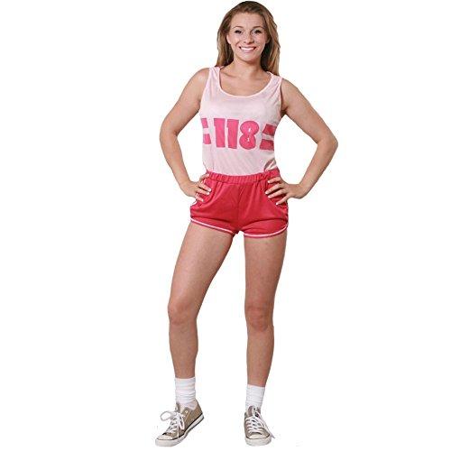 ILOVEFANCYDRESS I Love Fancy Dress ilfd4525l Damen 118Läufer Kostüme (groß)