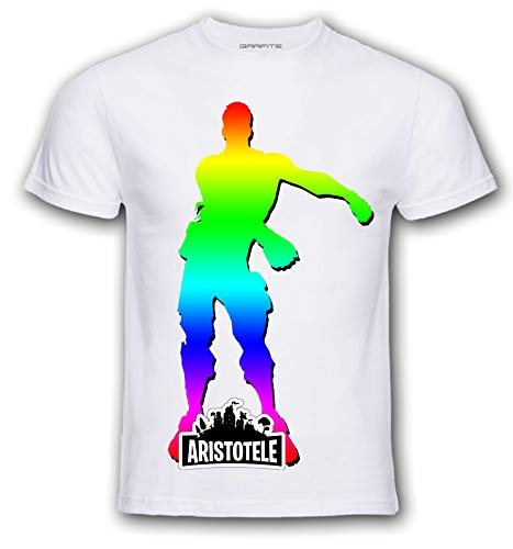 ARTIST T-Shirt Two Players One Console Logo STEF E PHERE Italian Youtuber Gaming V.4
