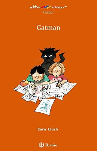 Gatman (Catalá - A Partir De 8 Anys - Altamar)